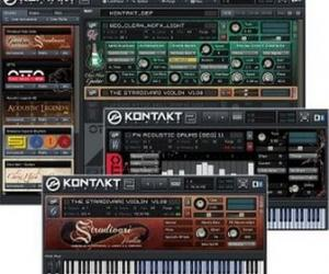 《Inertia Pro出品奇异打击音色库+奇异旋律音色库》(Inertia Pro Peculiar Beats + Bizarre Rhythms KONT