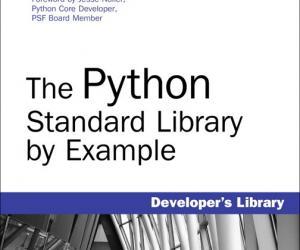 《Python标准库示例》(Python Standard Library by Example)英文文字版/更新EPUB版本[PDF]