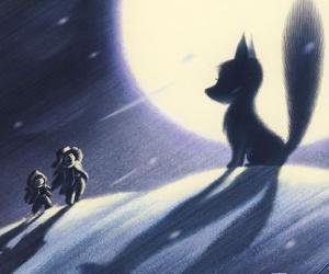 《渡过雪原》完整版[MP3]