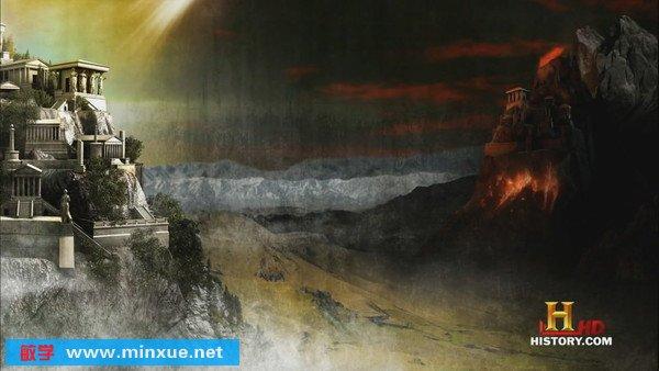 历史频道:诸神之战