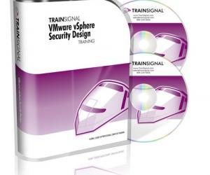 《VMware vSphere安全设计额外内容视频教程》[光盘镜像]