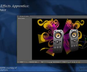 《After Effects三维空间视频教程》[光盘镜像]