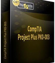 《CompTIA Project+ PK0-003认证指南视频教程》