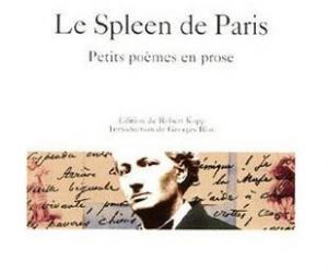 《巴黎的忧郁》法文文字版[PDF]
