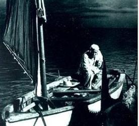 《老人与海》、法文文字版[PDF]