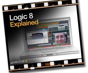 《Apple Logic 8 视频教程》[光盘镜像]