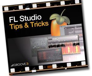 《FL Studio 提示与技巧视频教程》[光盘镜像]