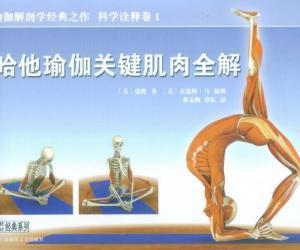 《哈他瑜伽关键肌肉全解》扫描版[PDF]