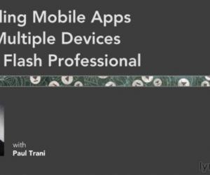 《使用Flash开发多平台移动应用软件视频教程》英文版
