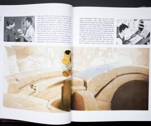 《生命的幻象:迪斯尼动画造型设计》英文原版文字版