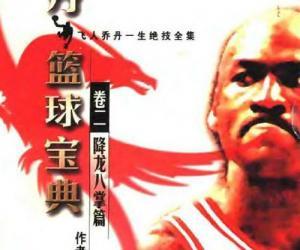 《乔丹篮球宝典卷二:降龙八掌篇》扫描版[PDF]