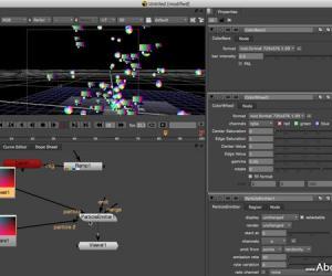 《NukeX 6.3内置三维粒子系统视频教学--AboutNUKE》