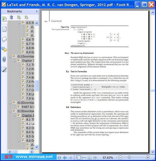 latex 教程》英文版[pdf]