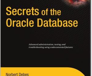 《Oracle Database的奥秘》英文原版文字版[PDF]