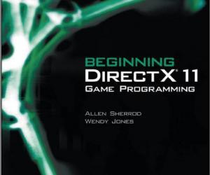 《DirectX 11游戏编程入门》英文版文字版[PDF]