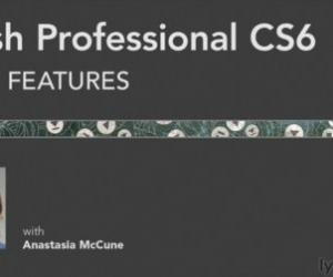 《Adobe Flash Professional CS6 新功能视频教程》英文原版
