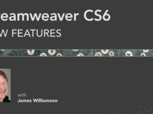 《Adobe Dreamweaver CS6 新功能视频教程》英文原版