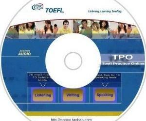 《新托福全24套TPO音频MP3光盘合集》[压缩包]