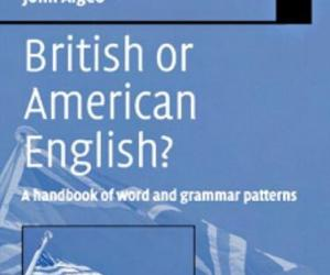 《英式英语与美式英语》英文原版