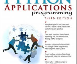 《Python应用核心编程 (第3版)》英文原版