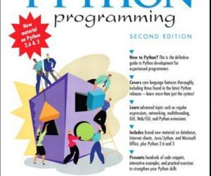 《Python核心编程 (第2版)》英文原版