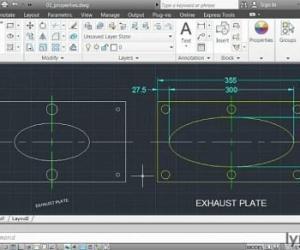 《AutoCAD要点2绘图基础教程》英文版