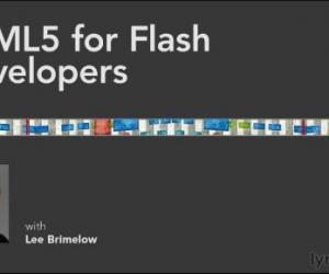 《基于HTML5的Flash动画开发视频教程》英文版[光盘镜像]