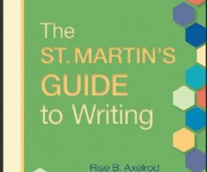 《圣马丁的写作指南.第九版》英文原版文字