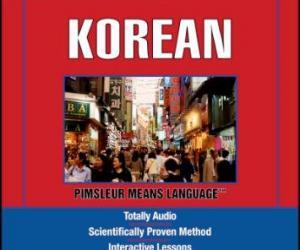《Pimsleur系列语言教程-韩语》[压缩包]