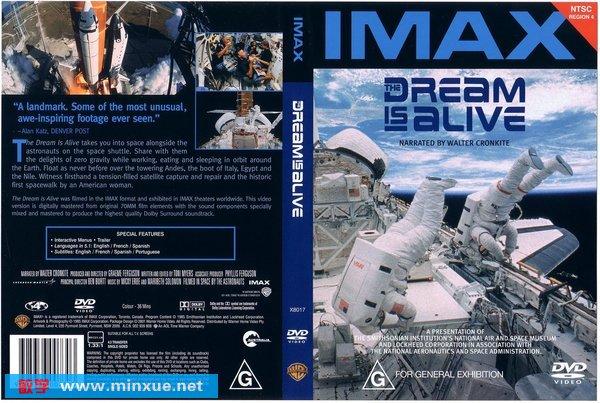 这部纪录片里面再现了航天飞机的发射,着陆过程以及宇航员的太空生活.