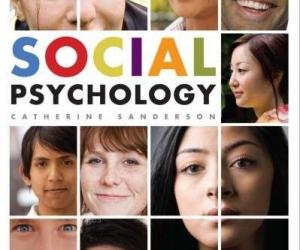 《社会心理学》(Social Psychology)英文版[PDF]