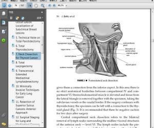 《肿瘤外科流程图谱》英文扫描版[PDF]