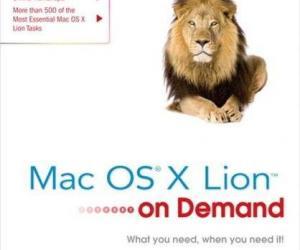 《Mac OS X 入门》英文版[PDF]