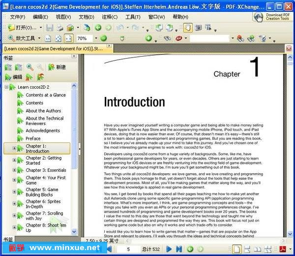 《Learn cocos2d 2》(Learn cocos2d 2)[PDF]