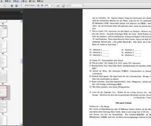《新编大学德语四级考试模拟试题》扫描版[PDF]