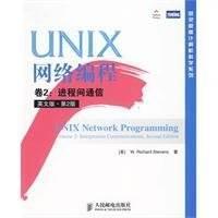 《Unix网络编程》第二版[PDF]