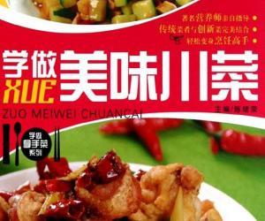 《学做美味川菜》扫描版[PDF]
