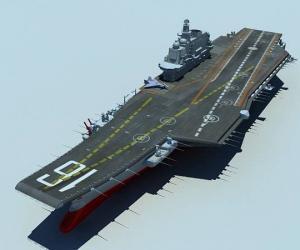 《前苏联瓦良格号CG》