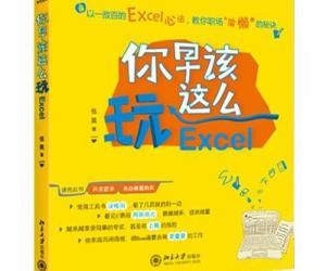 《你早就该这么玩Excel》扫描版[PDF]