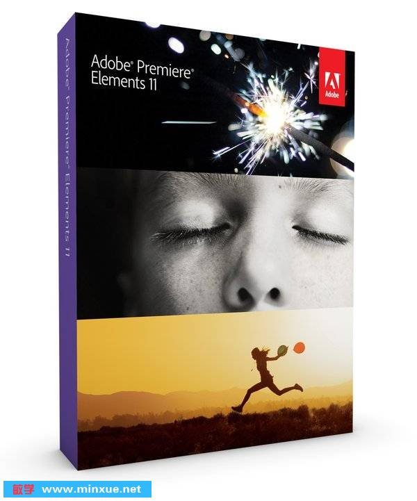 《Adobe Premiere Elements 11视频编辑软件教程》(Lynda.com Up and Running with Premiere Elements 11)[光盘镜像]