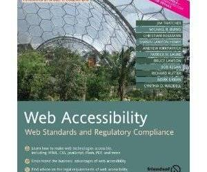 《无障碍网页:Web标准与监管规范》[PDF]