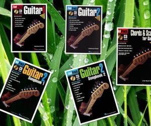 《[轻松自学吉他](美)布莱克·尼利 (美)杰夫·施罗德.英文》