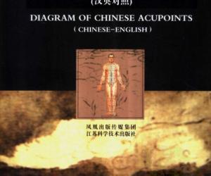 《中国针灸穴位图谱(汉英对照)》扫描版[PDF]
