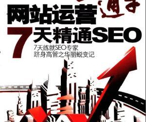 《网站运营直通车  7天精通SEO》扫描版[PDF]