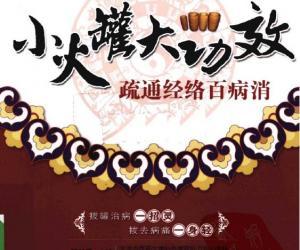 《小火罐大功效  疏通经络百病消》扫描版[PDF]