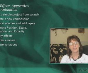 《Lynda.com出品After Effects学习: 基础动画后期制作》[光盘镜像]