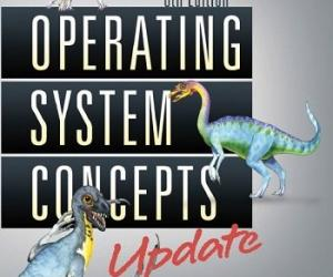 《操作系统概念 》英文文字版/EPUB/MOBI[PDF]