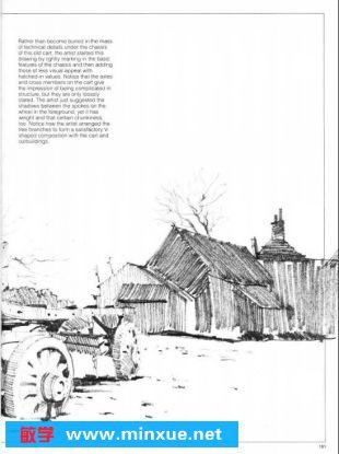 《铅笔画技术》影印版[pdf] _ 铅笔画 _ 美术绘画