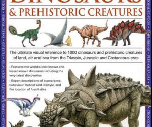 《恐龙与史前生物世界百科全书2013》影印版[PDF]