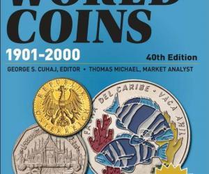 《2013年世界硬币标准目录1901 2000,第40版》影印版[PDF]